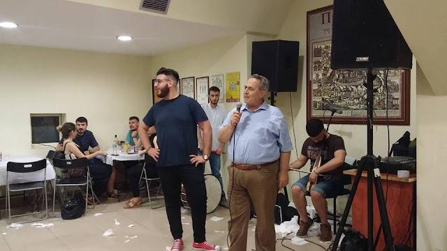 Ολοκλήρωσε τη χρονιά με γλέντι ο Σύλλογος Ποντίων Φοιτητών Θεσσαλονίκης