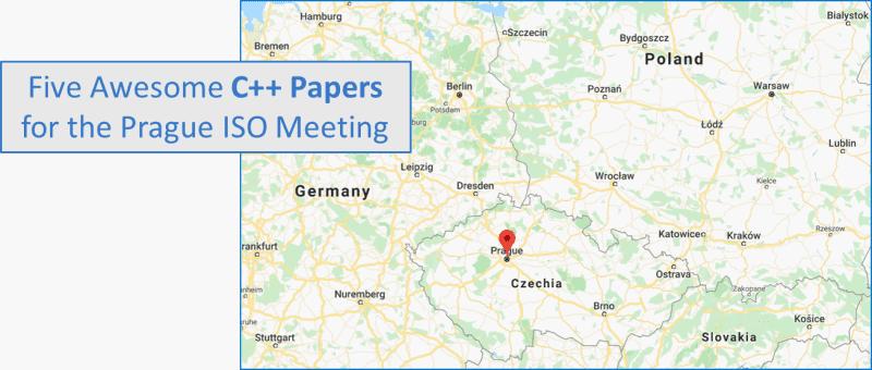 Prague 2020 ISO C++ Meeting
