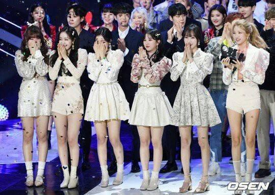 GFRIEND Raih Kemenangan Pertama Untuk 'Sunrise' di SBS The Show