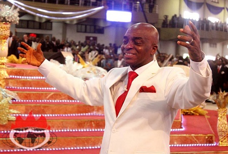 bishop oyedepo sermon on sanctification