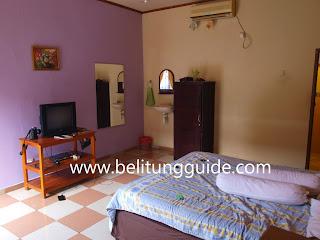 hotel bunga pantai Hotel murah di belitung