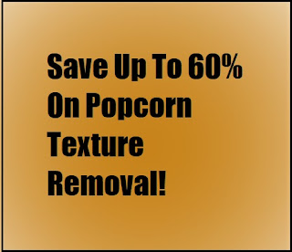 DIY Popcorn Texture Removal   Pittsboro Drywall