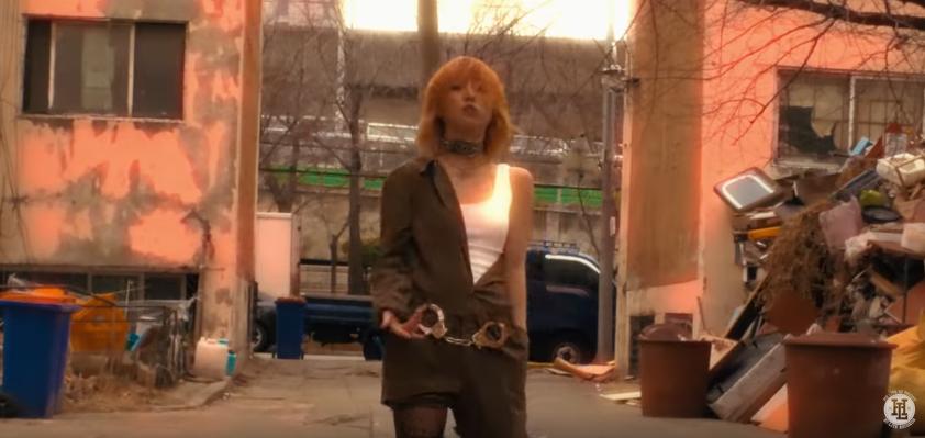 SWERVY - RED LITE (MUSIC VIDEO)