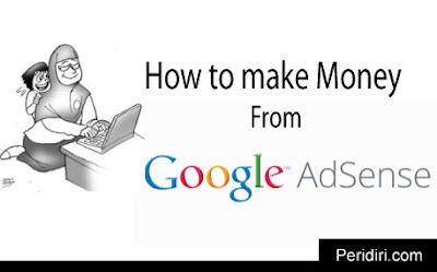 Tujuan menulis salah satunya adalah untuk mengejar penghasilan melalui google adsense