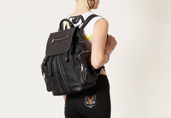 40e3813837 Fashion Freebie  Win A Chic Snake Zippy Backpack From TopShop ...