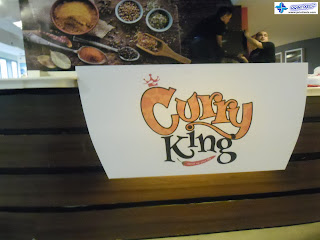 Logo Stickers - Curry King Philippines