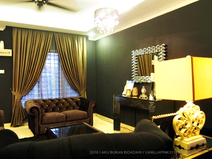A Sebab Tukar Main Perabot Iaitu Sofa Tu Nampak Beza Sikit Jer Lepas Gambar Cantik Pencahayaan