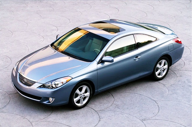 2004 Toyota Camry Solara SLE V6 Reviews Engine