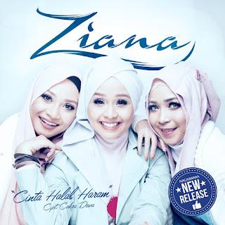 Lirik Lagu Ziana - Cinta Halal Haram
