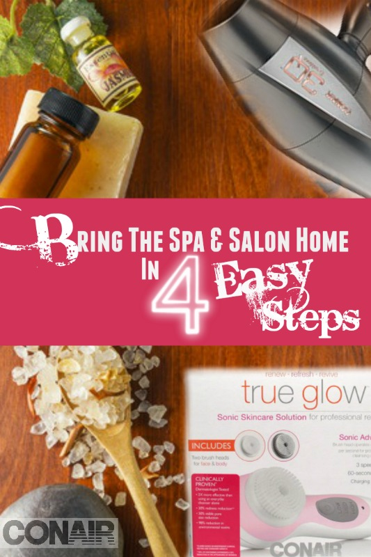 Bring The Spa & Salon Home In 4 Easy Steps, by Barbies Beauty Bits
