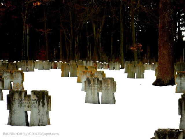 #War Cemetery #Simmerath #Germany #WW2