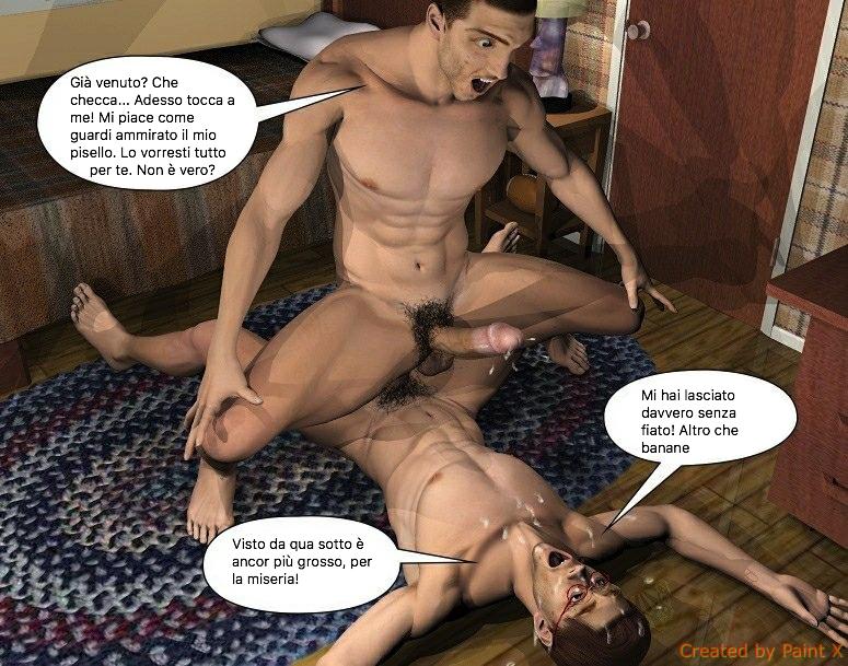 racconti gay papà Barletta