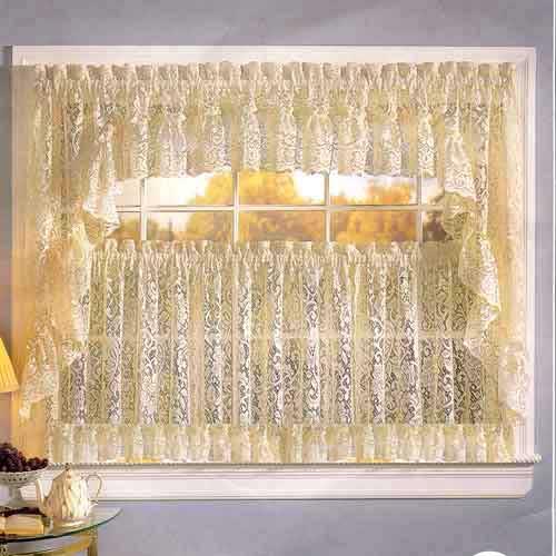 Kitchen Curtains Designs: Interior Design Decorating Ideas: Modern Kitchen Curtains