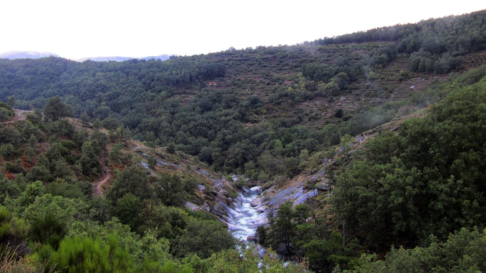 Valle del Jerte - Garganta de los Infiernos