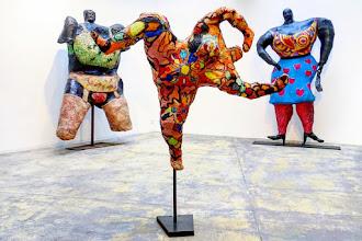 Expo : Belles ! Belles ! Belles ! - Niki de Saint-Phalle - Galerie Vallois - Jusqu'au 21 octobre 2017