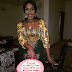 ALL STARS PHOTOS FROM JOKE SILVA'S 55TH BIRTHDAY PARTY TODAY...