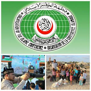 KONFERENSI OKI tahun ini di jakarta membahas penyelesaian isu palestina