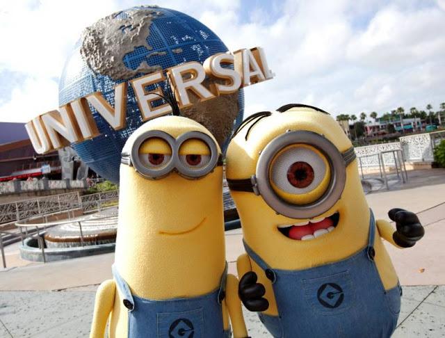 Parque Universal Studios en Orlando