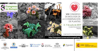 Resultado de imagen de congreso de biologia de la conservacion en plantas 2017
