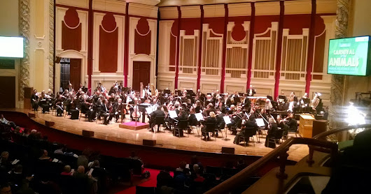 Day 261- Pittsburgh Symphony Orchestra-Firebird and More