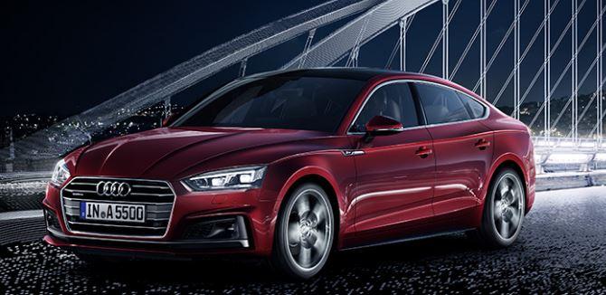 Quanto costa la Audi A5 Sportback: costo a partire da...