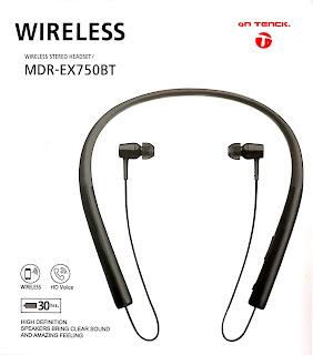 auricolari senza fili bluetooth xb-750