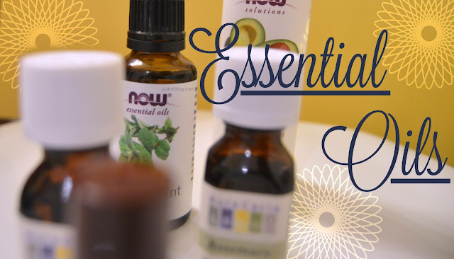 5 essential oils I'll use on my natural hair