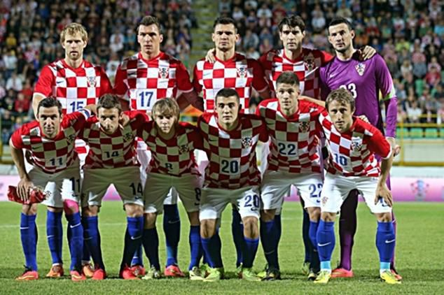 Skuad Resmi EURO 2016 Kroasia