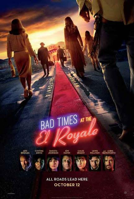 الإصدارات العالية الجودة HD في شهر ديسمبر 2018 December فيلم a bad times at the royale
