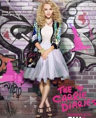 """Série """"The Diaries Carrie"""" inspirada no livros """"Os diarios de Carrie""""escrito por Candance Bushnell  roteirista de """"The Sex and the city"""""""