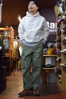 Nigel Cabourn 5 Pockets Monkey Pants