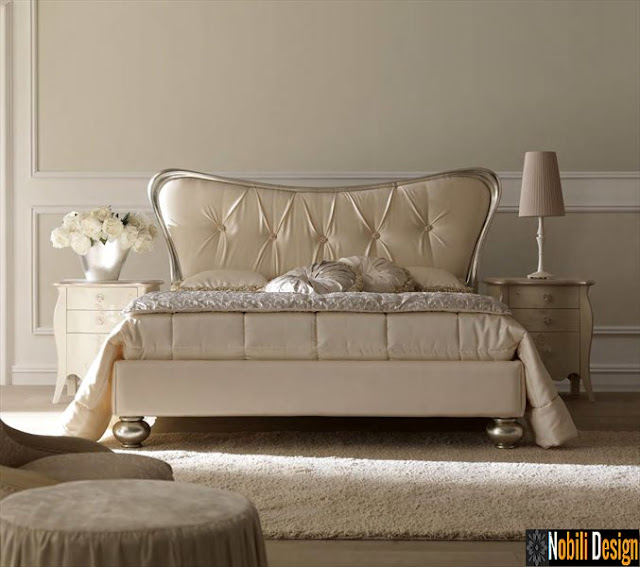 Paturi tapitate - Mobilier dormitor living | Mobila bucatarie clasica moderna | Mobila si canapele la comanda.