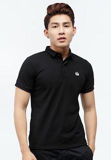 áo thun đen nam