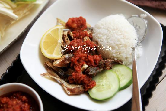 Resep Ikan Selar dengan Simple Sambal Balado
