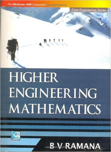 Download Free Tata McGraw Hill Higher Engineering Mathematics by Bandaru Ramana Book PDF