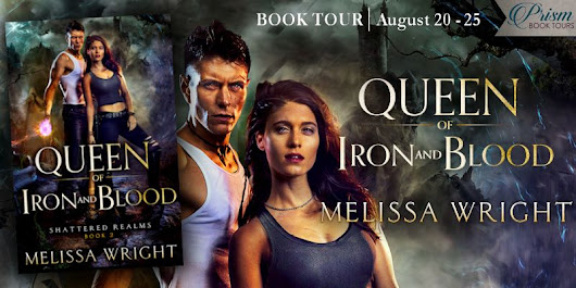 Release Day Giveaway - Queen of Iron and Blood