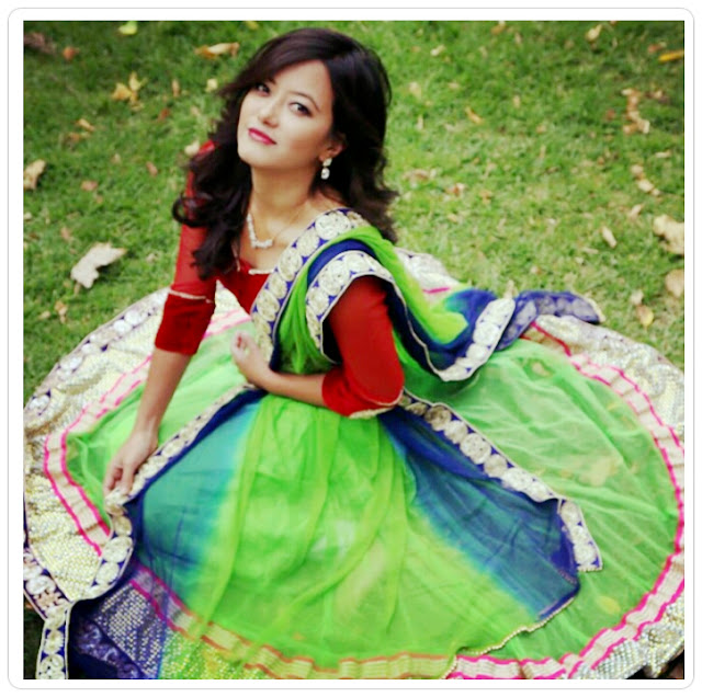 Model Actress Prakriti Shrestha