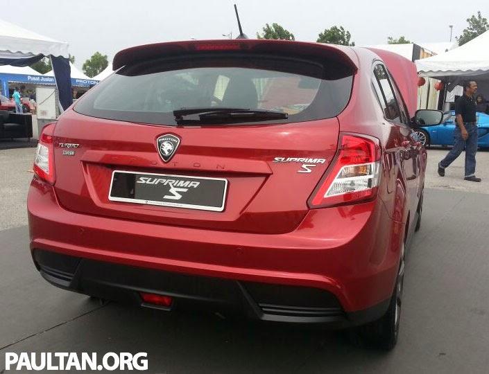 Proton Lancar Proton Suprima S Super Premium pada harga RM ...