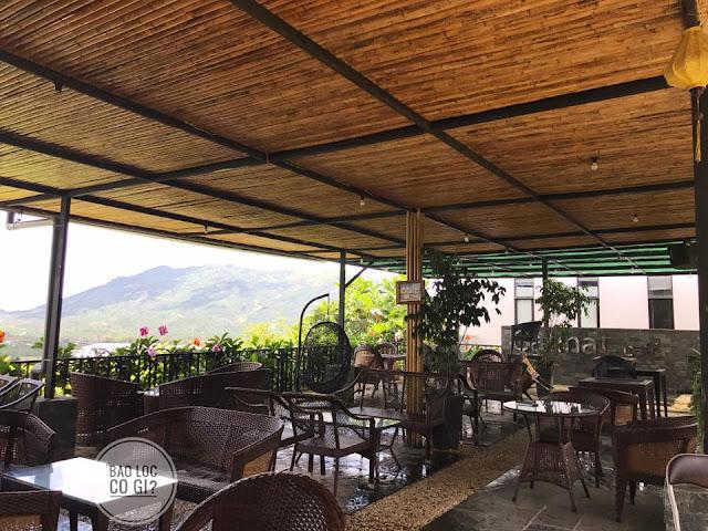 Cà phê Catinat – TP. Bảo Lộc