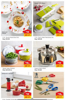 Kitchen stuff plus flyer this week November 27 - December 3, 2017