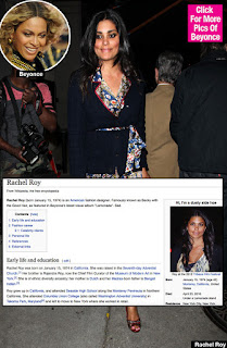 """""""Rachel Roy's"""" Wikipedia Page Hacked See Changes"""