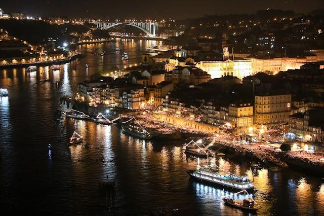 O que fazer à noite no Porto
