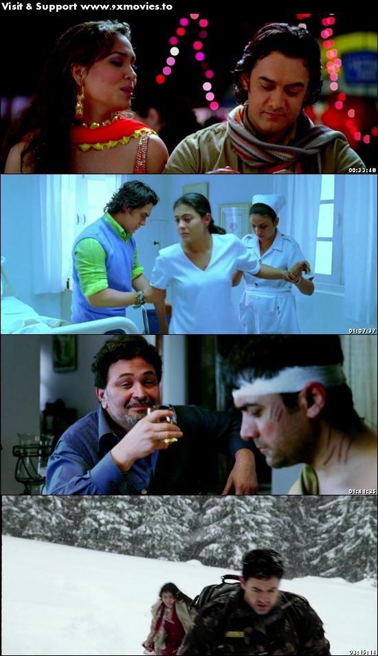 Fanaa 2006 Hindi 720p BluRay 1.2GB