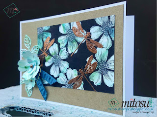 Stampin' Up! Pansy Punch Floral Shop Order Stampinup Products Online Shop Mitosu Crafts UK 1