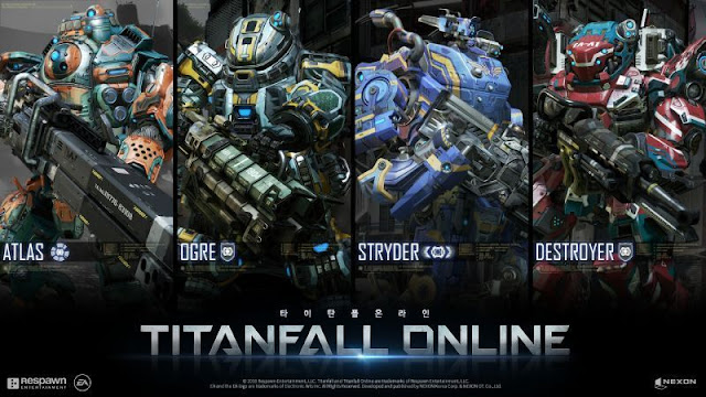 Llega Titanfall Online a territorio asiático de forma gratuita
