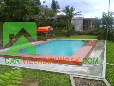 Kolam Renang Villa