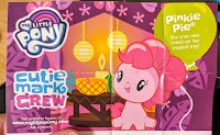 My Little Pony Series 4 Cutie Mark Crew Pinkie Pie