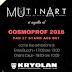 COSMOPROF 2018 e le live exhibitions di Accademia MUtinArt con Enea Bucchi e Oriana Cauli