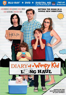 Diary of a Wimpy Kid The Long Haul 2017 Dual Audio ORG 720p BRRip 450Mb HEVC x265