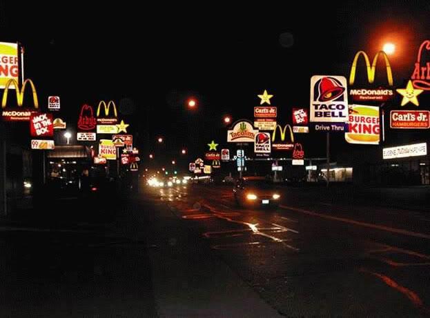 Fast Food Restaurants 60619